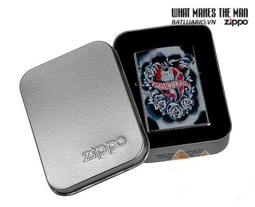 Zippo 21097 – Zippo Heartless Street Chrome 1