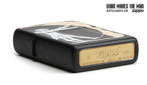 Zippo 21221 – Zippo Proportions of Man