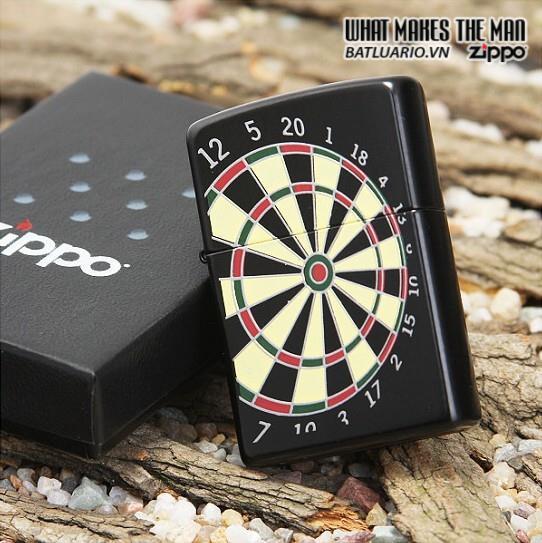 Zippo 24332 – Zippo Dart Board Licorice 1