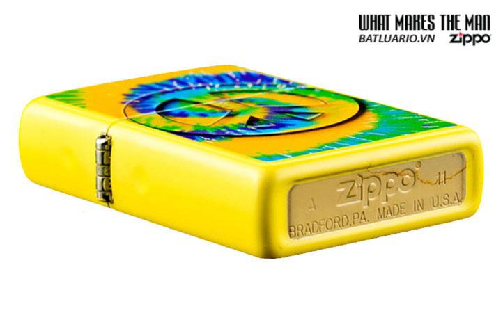 Zippo 24895 – Zippo Tye Dye Lemon Matte 1