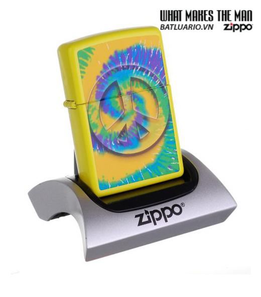 Zippo 24895 – Zippo Tye Dye Lemon Matte