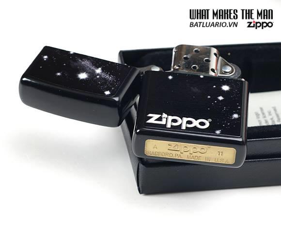 Zippo 28058 – Zippo Galaxy Logo Licorice