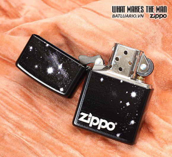 Zippo 28058 – Zippo Galaxy Logo Licorice 2