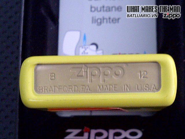 Zippo 28060 – Zippo Lighter Police Caution Lemon 1