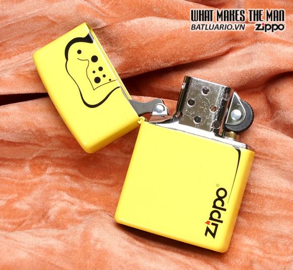 Zippo 28062 – Zippo Insert Lemon Yellow Matte
