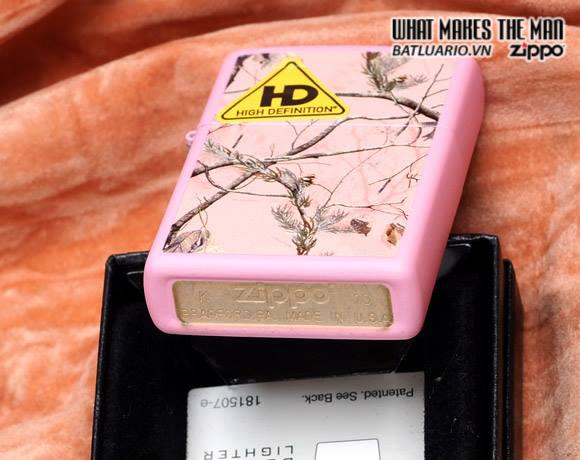 Zippo 28078 – Zippo Realtree APG Pink Matte 2