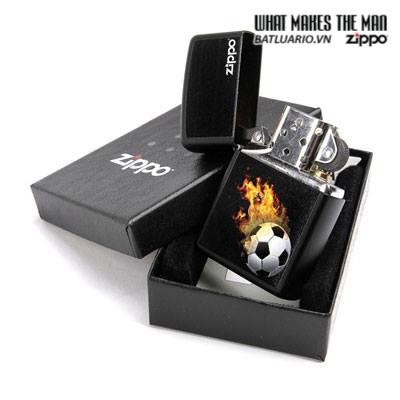 Zippo 28302 – Zippo Soccer Black Ball Matte 2