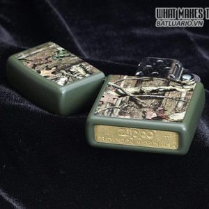 Zippo 28331 – Zippo Mossy Oak Green Matte Break Up Infinity 2