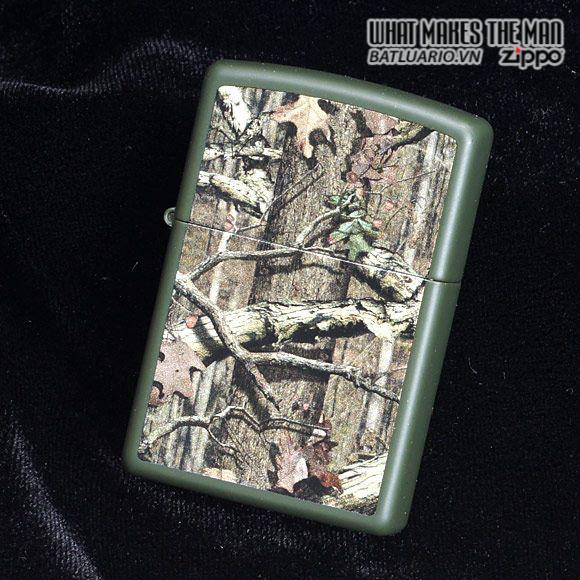 Zippo 28331 – Zippo Mossy Oak Green Matte Break Up Infinity