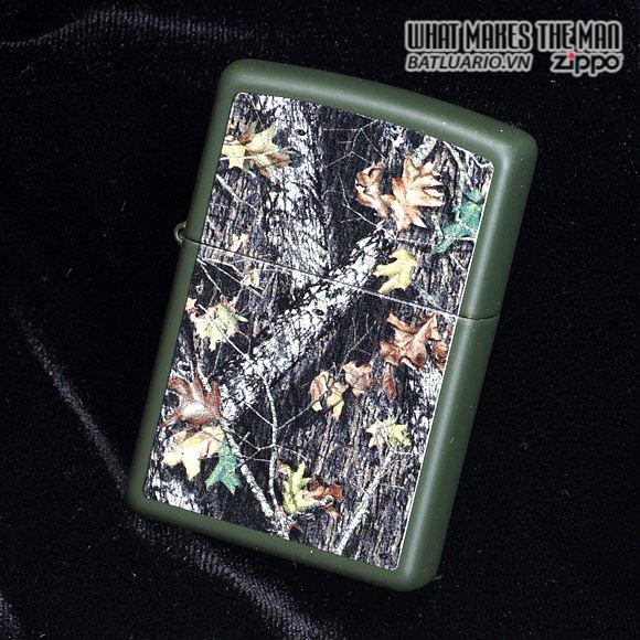 Zippo 28332 – Zippo Mossy Oak Green Matte Break Up 1