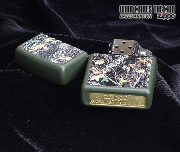 Zippo 28332 – Zippo Mossy Oak Green Matte Break Up