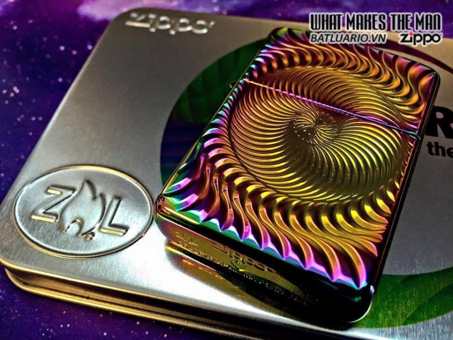 Zippo 28883 – Zippo 2015 Collectible of the year – full circle 6
