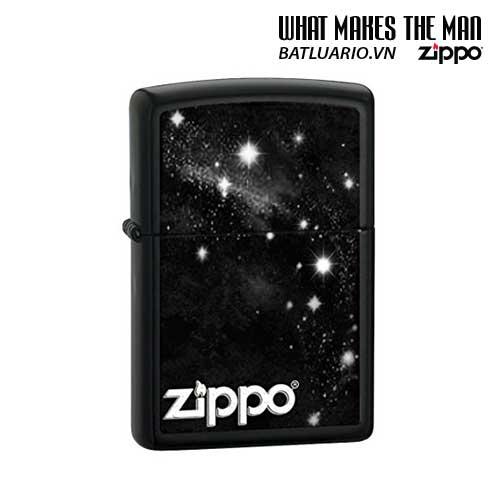 Zippo 28058 - Zippo Galaxy Logo Licorice