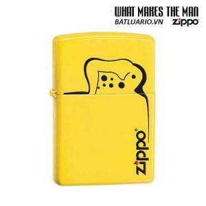 Zippo 28062 - Zippo Insert Lemon Yellow Matte