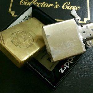 Zippo 1932 – 1982 Solid Brass Commemoratvie 1