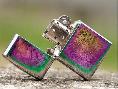 Zippo 20454 - Zippo Spectrum Swirl 2