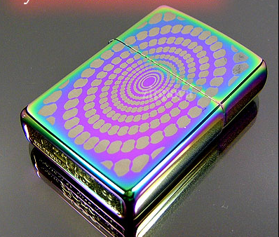 Zippo 20761 - Zippo Spectrum Eye Of The Storm 2