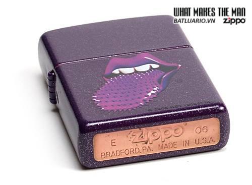 Zippo 21128 – Zippo Rolling Stones Spikey Tongue 2