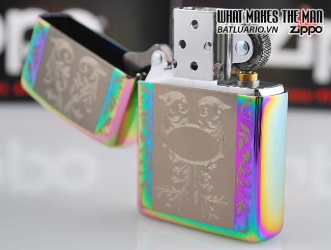 Zippo 24203 – Zippo Engraved Filigree Spectrum 2