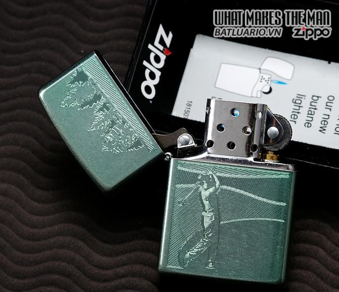 Zippo 24838 – Zippo Golf Fare Way Mint Green 3