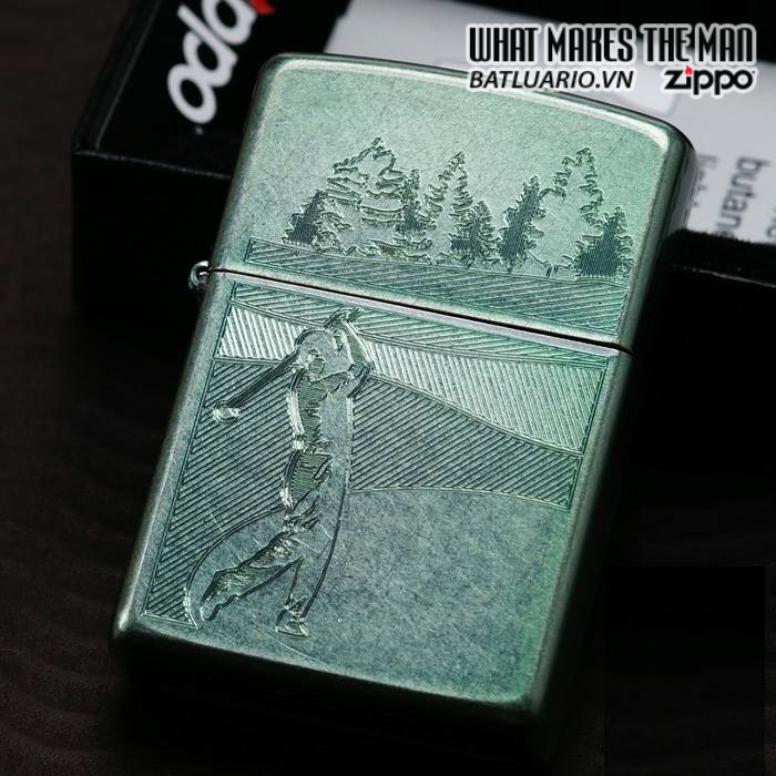 Zippo 24838 – Zippo Golf Fare Way Mint Green 4