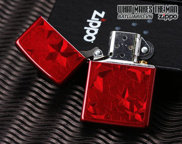 Zippo 24947 ( 28339 ) – Zippo Iced Candy Apple Red 1