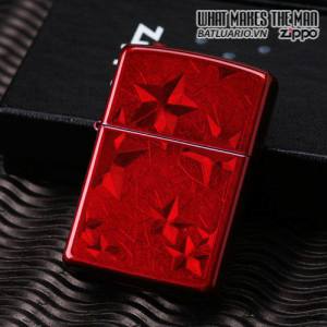 Zippo 24947 ( 28339 ) – Zippo Iced Candy Apple Red 3