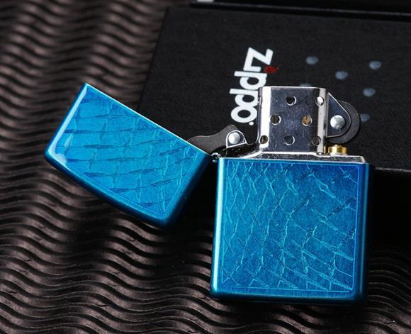 Zippo 24948 ( 28341) - Zippo Iced Diamond Plate 1