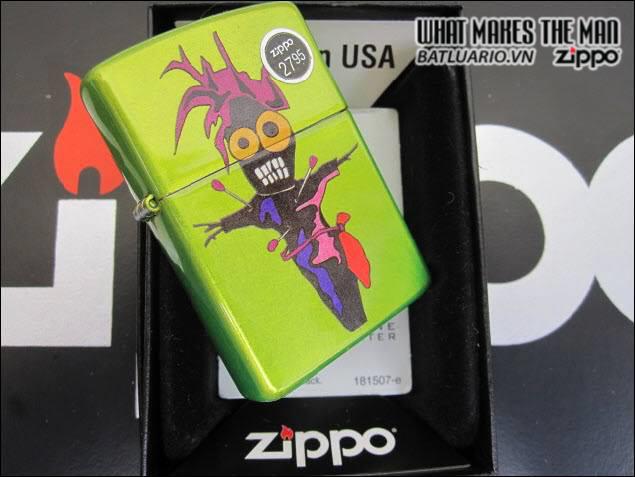 Zippo 28034 – Zippo Voodoo Lurid 1