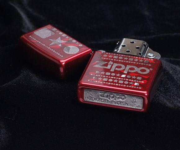 Zippo 28342 - Zippo Candy Appple Red 1