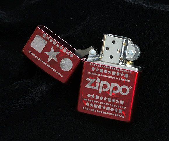 Zippo 28342 - Zippo Candy Appple Red 3