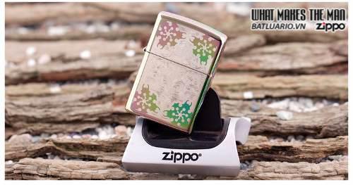 Zippo 28468 – Zippo Spectrum Filigre Engraving 3