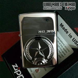 Zippo khắc VIỆN KIỂM SÁT NHÂN DÂN 02 – Zippo 250.VKSND02