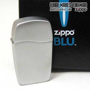Zippo 30027 - Zippo Blu Dusted Chrome Butane Gas