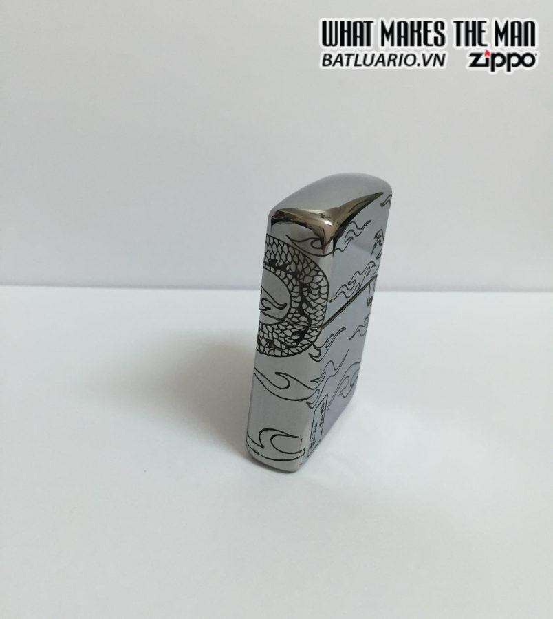 Zippo 167.R4M – Zippo 167 Khắc Rồng 4 Mặt 10