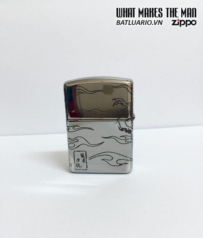 Zippo 167.R4M – Zippo 167 Khắc Rồng 4 Mặt 9