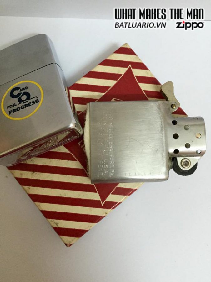 Zippo 1956 New Full Box 1