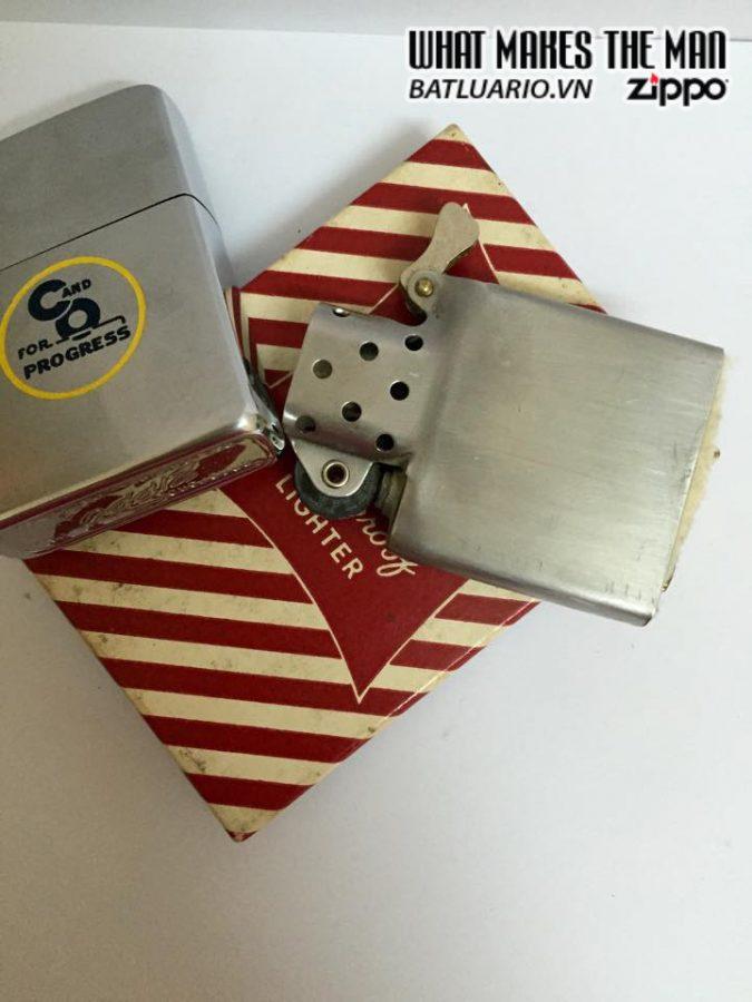 Zippo 1956 New Full Box 10