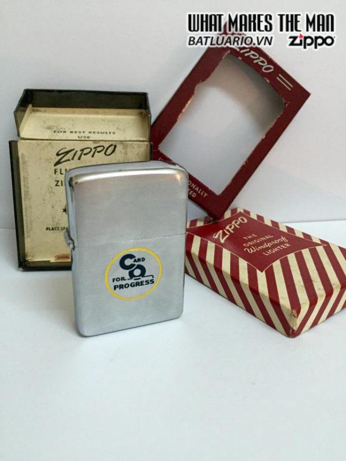 Zippo 1956 New Full Box 5