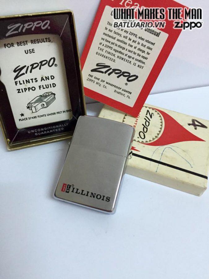 Zippo 1965 – ILLINOIS 3
