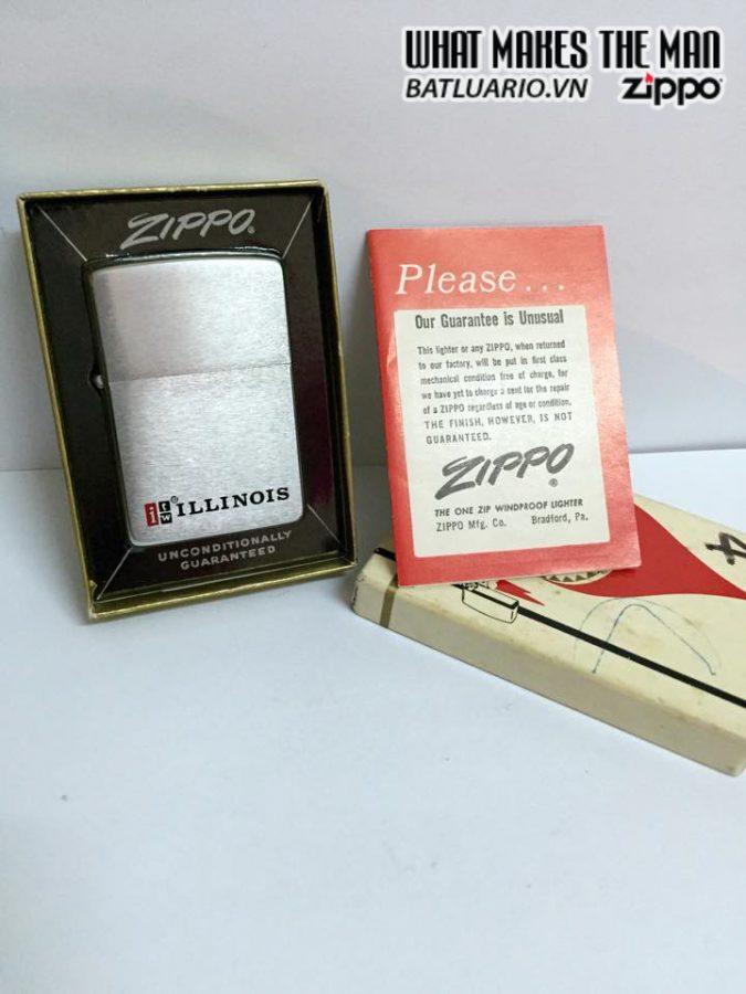 Zippo 1965 – ILLINOIS 1