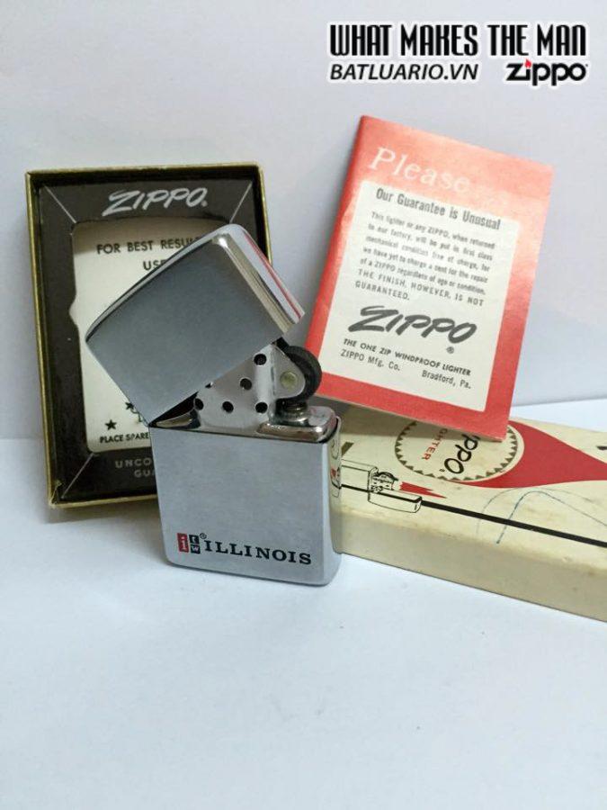 Zippo 1965 – ILLINOIS 6