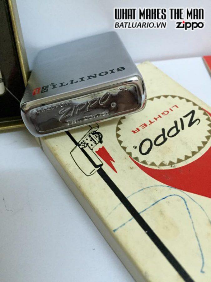 Zippo 1965 – ILLINOIS 7