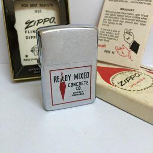 Zippo 1967 READY MIXED 8
