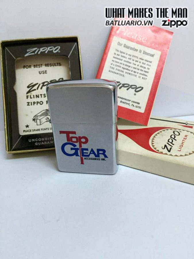 Zippo 1973 – TOP GEAR 4