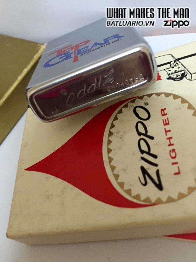 Zippo 1973 – TOP GEAR 9