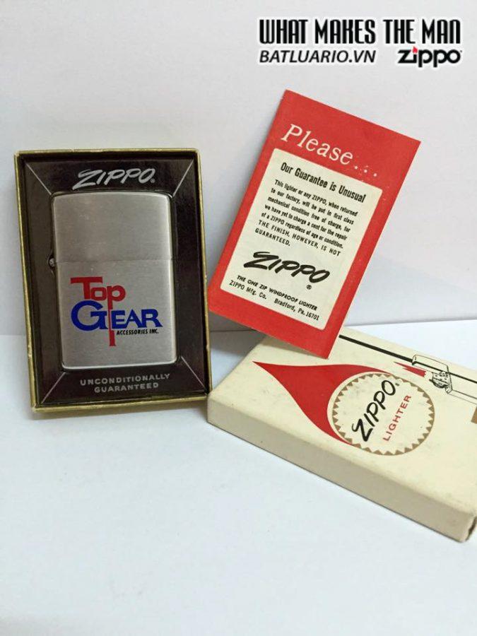 Zippo 1973 – TOP GEAR 8