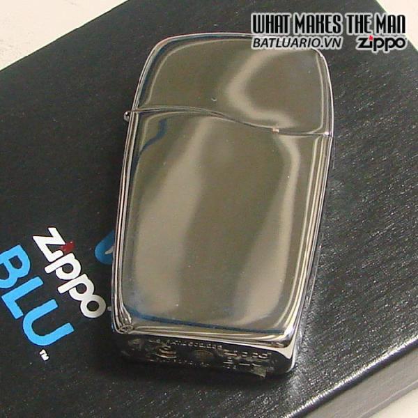 Zippo 30039 – Zippo Blu High Polish Chrome 1