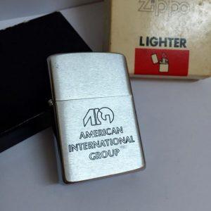 Zippo 1978 – AMERICAN INTERNAYIONAL GROUP 3