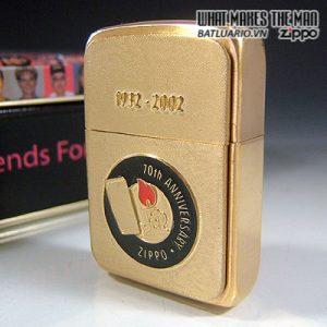 Zippo COTY 2002 – 70Th Anniversary 1932 – 2002 3